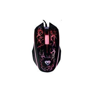 геймърска мишка scorpio red